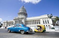 EL Capitolio em Havana Imagens de Stock