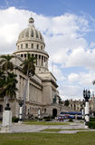 El Capitolio in La Havana, Cuba Royalty Free Stock Photography