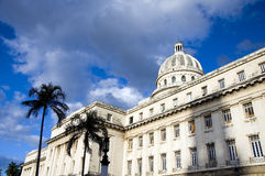 El Capitolio in La Havana, Cuba Stock Photography