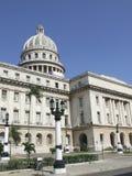 El capitolio nacional de Cuba, en La Habana Imagen de archivo libre de regalías