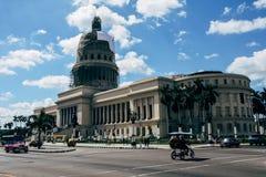 El Capitolio Nacional de Cuba fotos de archivo libres de regalías