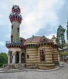 El Capricho of Antonio Gaudi Comillas,Spain Royalty Free Stock Images