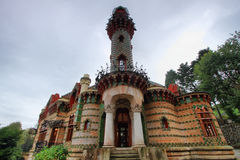 El Capricho de Gaudii, Comillas Royalty Free Stock Images