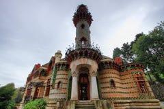El Capricho de Gaudii, Comillas Royalty Free Stock Images