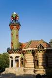 El Capricho by Gaudi Stock Photos