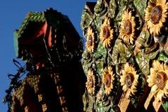 El Capricho Gaudi Стоковые Фотографии RF