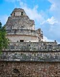 El Caracol Chichen Itza. El Caracol or The Observatory Chichen Itza Toltec Maya Ruins - Yucatan Peninsula Mexico 2007 Royalty Free Stock Image