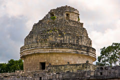 El Caracol Chichen Itza Stock Photography