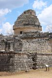 El Caracol, Chichen Itza Royalty Free Stock Photos