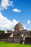 El Caracol, observatory of Chichen Itza Stock Photo