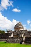 El Caracol, observatory of Chichen Itza Stock Photo