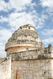 El Caracol, observatory temple in Chichen Itza Stock Photography