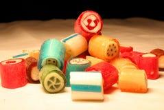 El caramelo de azúcar Imagen de archivo libre de regalías