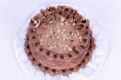 El caramelo de chocolate Fotos de archivo