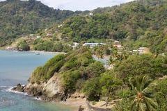 El golfo de Speyside, Trinidad y Tobago 2 Imágenes de archivo libres de regalías