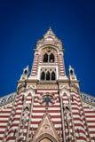 EL Carmen Church - Bogotá, Colombia foto de archivo libre de regalías