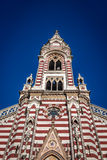 EL Carmen Church - Bogota, Kolumbien Lizenzfreies Stockfoto