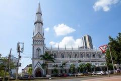 El Carmen Church / Panama City Royalty Free Stock Image
