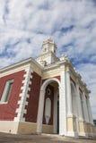 El Carmen Church in Santa Ana. Santa Ana, El Salvador Royalty Free Stock Images