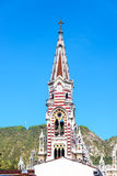 El Carmen Church Spire Stock Image