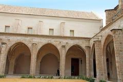 El Carmen convent, Valencia city center, Spain Royalty Free Stock Photos