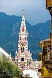 El Carmen kościół Obrazy Stock