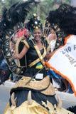 El carnaval anual en Cabo Verde Imagen de archivo