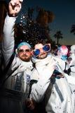 El carnaval de Viareggio, edición 2019 fotografía de archivo