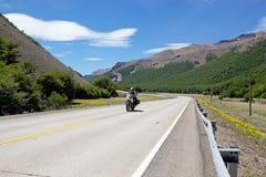 El Carretera austral, Chile fotos de archivo