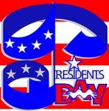 El día del presidente Imagenes de archivo