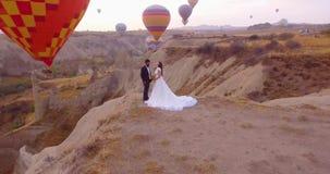El casarse en Cappadocia