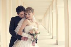 Día de boda Imágenes de archivo libres de regalías
