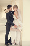 Día de boda fotos de archivo