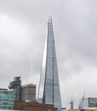El casco en Londres Imágenes de archivo libres de regalías