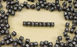 El cashless imagenes de archivo