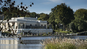 El casino Bagnoles de Lorne Foto de archivo