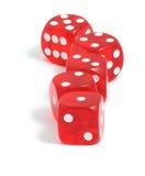 El casino corta en cuadritos fotografía de archivo libre de regalías
