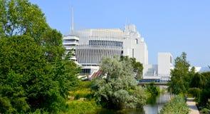 El casino de Montreal Imagenes de archivo