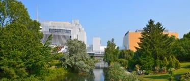 El casino de Montreal Foto de archivo libre de regalías