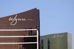 El casino de Wynn en Macau Foto de archivo libre de regalías