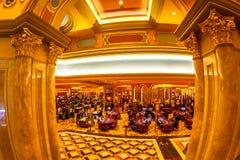 El casino veneciano imagenes de archivo