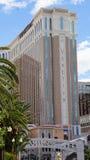 El casino veneciano del hotel de centro turístico en Las Vegas Foto de archivo