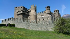El Castel fotos de archivo