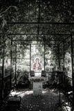 El castel de Queen Mary, Balchik, Bulgaria Fotos de archivo libres de regalías
