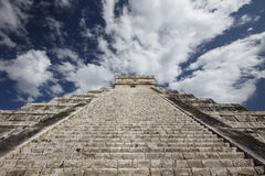 El Castillo Stock Photography