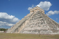 El Castillo Royalty Free Stock Photography