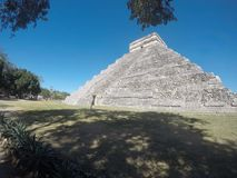 El Castillo Obraz Stock