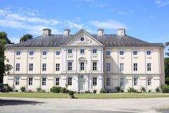 El castillo Brueggen en Baja Sajonia, Alemania Imagen de archivo