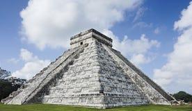 El Castillo Chichen Itza Royalty Free Stock Photo
