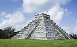 El Castillo Chichen Itza Royalty Free Stock Image